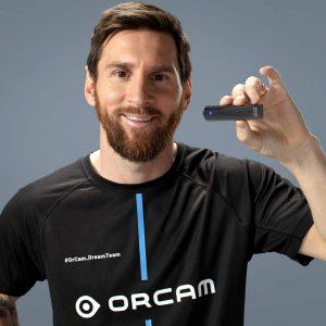 A Messi también le gusta el Orcam MyEyes PRO