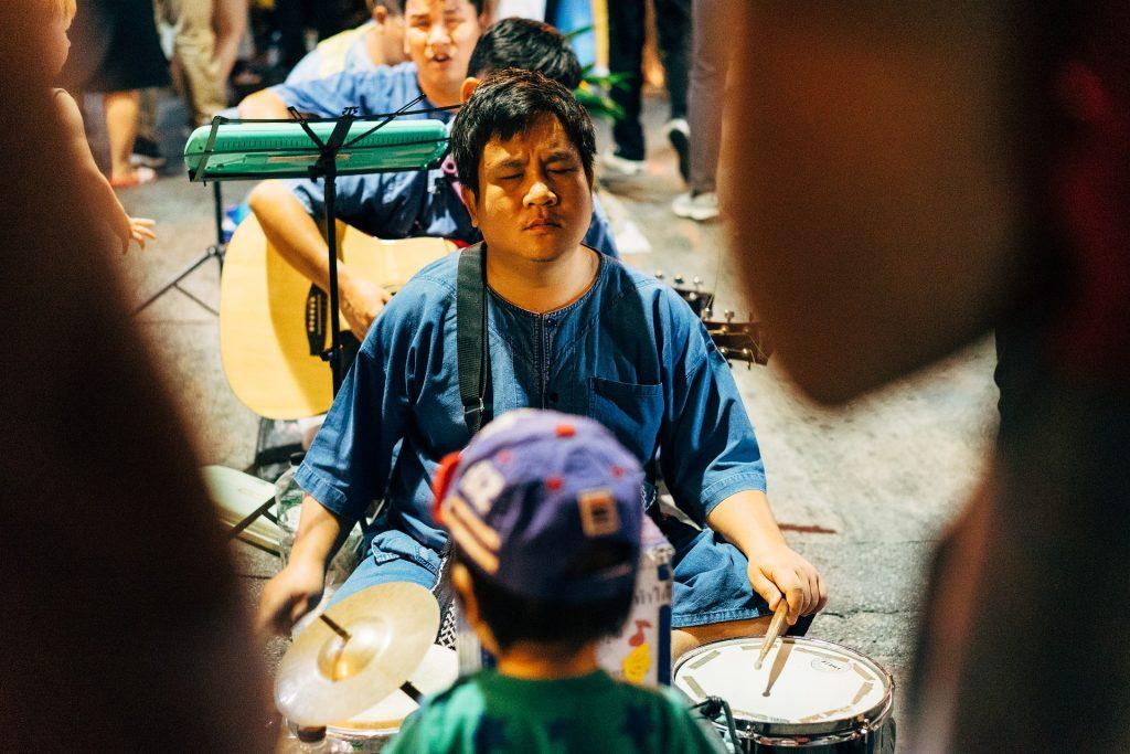 Las personas con discapacidad visual pueden disfrutar de la música